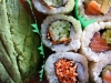 Sushi Up Close