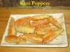 Kani Poppers Appetizer
