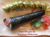 Sushiana Bakoach & East Dragon Rolls